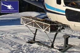Eurocopter AS350 - Small Utility Basket / Cage