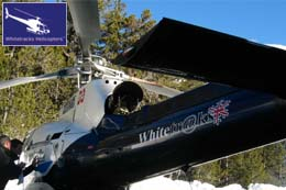Single Engine Helicopter - Eurocopter AS350 Squirrel