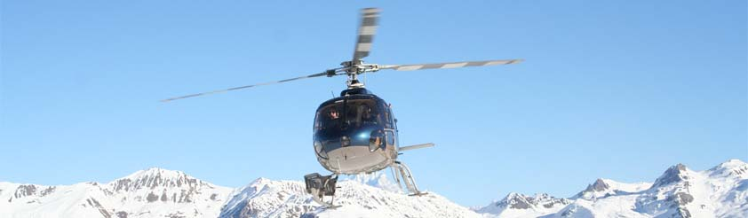 Grindelwald Helicopters - Helicopter Transfers, Airport Transfers, Sightseeing and Tourist Helicopter Flights and Tours