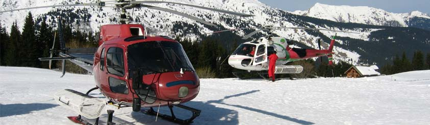 Zermatt Helicopters - Helicopter Transfers, Airport Transfers,  Sightseeing and Tourist Helicopter Flights and Tours